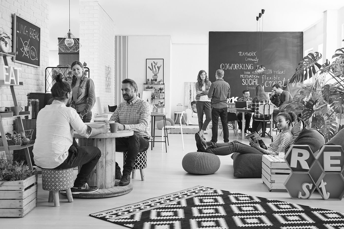 Colearning & Coworking